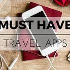 Apps for Better Traveling / Useful travel apps to help you plan every aspect of your travels.