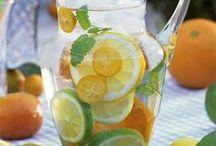 Healthy Drinks / Healthy liquids