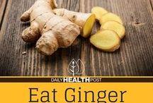 Ginger & Turmeric