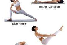 Yoga / Yoga, meditation, aid to weight loss