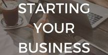Starting Your Biz / Startups | New Business | Entrepreneur | Online Business | Digital Marketing | Digital Nomad | How To | Tips + Tricks