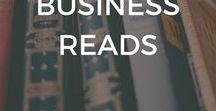 Business Reads & Books / Business | Business Books | Reading | Marketing | Entrepreneurship | Venture | Inspiration | Entrepreneur | Self Taught | How To | DIY | Learning | Self Paced Learning