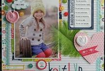 Scrapbooking / by Kim Bollinger Gast