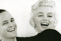 Marilyn Monroe / by Kristal Roebuck