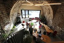 Coworking Europe / Coworking Spaces in Europe / by Deskmag - About Coworking.