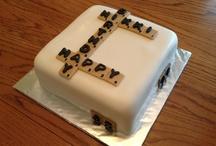 my cakes / by shayne elizabeth johnson