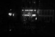 Noches en Amsterdam / Noche en Amsterdam con momentos diferentes y personas singulares.