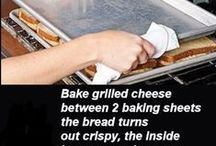 Food and Baking Tips