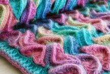 Sewing, Crochet, Knitting, & Embroidery! / Ideas, tutorials, and patterns involving yarn, string, and fabric
