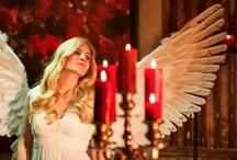 """Toy et le boeuf : Festin du 3ème type / Après deux années d'une campagne """"Anges et diables"""", INTERBEV Bovins revient en TV, avec la préparation d'un alléchant barbecue... par un ange !"""