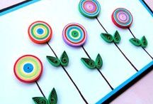 § Paper Quilling § / Creative paper quilling techniques and designs