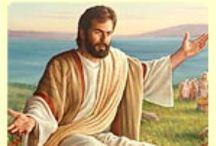 Jehovah/Jesus  / by 1Happychickadee