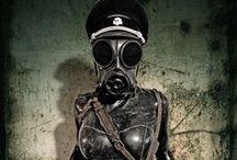 Steam & diesel punk not dead / by Brendan Mclennan