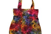 ONLINE SHOP :: BAGS / by Abrazos San Miguel Designs