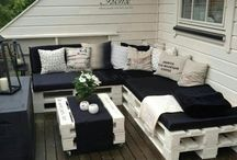 Pallet Projects / by Ginger