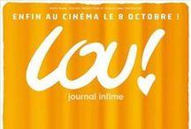 Lou / À l'occasion de la sortie du film «LOU! Journal Infime», l'agence Silenzio met en place un dispositif interactif innovant.   Pour le compte de Studio Canal, en partenariat avec l'agence digitale Novedia.