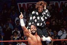 My Wrestling Heroes / WWE | WWF | NXT | ROH | NJPW | PWG | WXW | WSU | Lucha etc. ... / by Nemo Munch