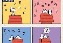 Alfabeto em inglês / Histórias, curiosidades e diferentes formas e conteúdos relacionados ao alfabeto em inglês!