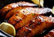 Salmon Recipes aka eat more fish / Salmon recipes