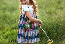 Dresses {Violette Field Threads} patterns