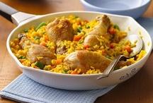 Chicken/Turkey dishes / by Sally Martinez