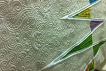 Lovely Quilting / A collection of beautifull quilting on quilts.   / by Pamela Boatright