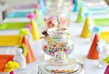 BIRTHDAY IDEAS / by Ashley Ulibarri