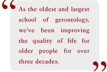 About the USC Davis School / Articles and information about the oldest and largest school of gerontology in the world.
