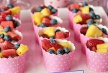 Fruit salads / by Sally Martinez