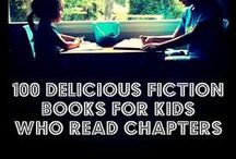 Using Picture or Chapter Books / Book lists and/or activities tied to specific book titles or genres.