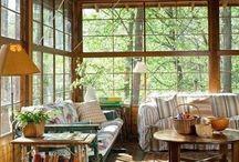 Nesting / Interior, rustic interior, nature living, simple and beautiful