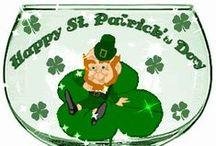 ::::ST. PATRICK'S DAY:::: / ♣♣♣LUCK OF THE IRISH♣♣♣ / by Heidi Cushine-Huptich