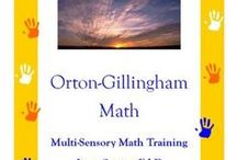 Mathematical Thinking / Resources and tools for supporting language processing and mathematical thinking.
