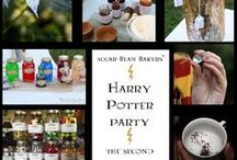 Back to Hogwarts Party / Plans for my 2013 Harry Potter Party