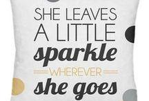 *sparkle* / by Ashley Ulibarri