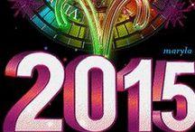 ::::HAPPY NEW YEAR!:::: / WISHING EVERYONE A FABULOUS NEW YEAR! / by Heidi Cushine-Huptich