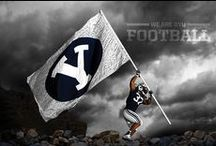BYU Football / by BYU Cougars