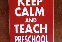 Preschool / by Becca Wiskerchen