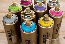 Spray Paint it!