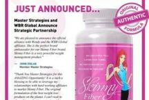 Real Skinny Fiber / by Live Healthy With Patty