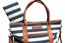 MAMA MARTINA SIGNATURE BRAND / Branded Mama Martina diaper bags. Please repin the one you like the most. The winner will be sold on MamaMartina.com