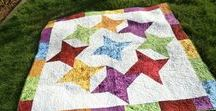 Star Quilts / Star Quilts are one of my favorites.  I am always looking for new ideas and inspirations for them.