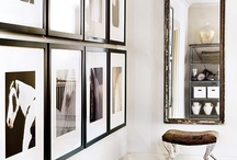 INTERIORS: FRAME IT! / Accessorize with Art.  / by Ana Damaris Then / White Linen Interiors LLC