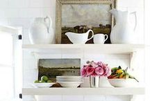 Design: Beautiful Kitchens Dining rooms / by Samantha Speer ~Sweet Jeanie Cakes ~