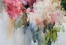 Inspiration Art Paintings / by Samantha Speer ~Sweet Jeanie Cakes ~