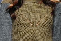 knit knit knit / by Sarah Fritsche