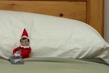 Elf on the shelf ideas / by Jill Gillen