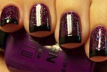 nAilz. / Nail Polish. Decorative nails. / by cRystal cEbryk-KNeller. `kIZZ.