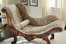 ANTIQUES & VINTAGE / Old beautiful & restored furniture / by Dino