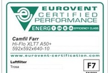 Low Energy Air Filters / With 48 years of experience in air filtration products and solutions, Camfil Farr delivers value to customers all over the world while contributing to something essential to everyone – clean air for health, well-being and performance.